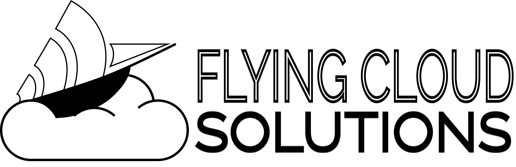 Flying Cloud Solutions Logo