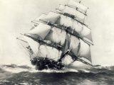 Flying Cloud Clipper Ship