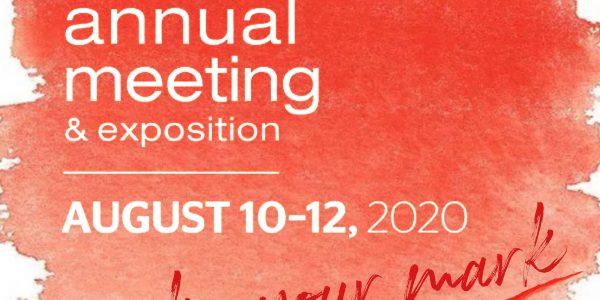 ASAE 2020 Virtual Annual Meeting & Exposition